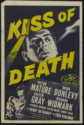 Kiss of Death movie poster (1947) poster MOV_98dcee4c