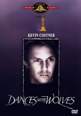 Dances with Wolves movie poster (1990) poster MOV_98e0333e