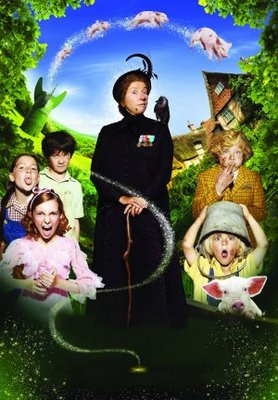 Nanny McPhee and the Big Bang movie poster (2010) poster MOV_98e5b2f0