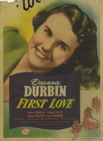 First Love movie poster (1939) picture MOV_98f46c1d
