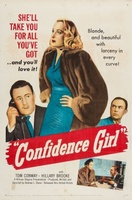 Confidence Girl movie poster (1952) picture MOV_98f85d4f