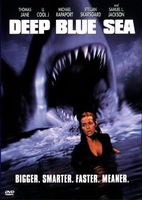 Deep Blue Sea movie poster (1999) picture MOV_98f89557