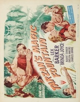 Tarzan's Magic Fountain movie poster (1949) picture MOV_98fc031e