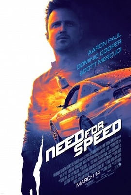 Need for Speed movie poster (2014) poster MOV_98fc1174