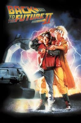 Back to the Future Part II movie poster (1989) poster MOV_99043d63