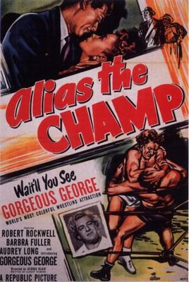 Alias the Champ movie poster (1949) poster MOV_9906e896