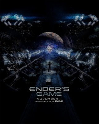Ender's Game movie poster (2013) poster MOV_990a9f8e