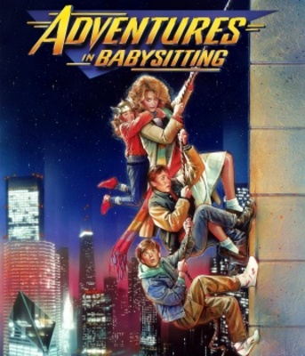Adventures in Babysitting movie poster (1987) poster MOV_990f2270