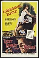 Lost, Lonely and Vicious movie poster (1958) picture MOV_9916706c