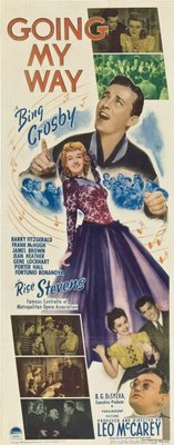 Going My Way movie poster (1944) poster MOV_991a9dce