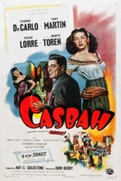 Casbah movie poster (1948) picture MOV_991e967b