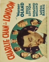 Charlie Chan in London movie poster (1934) picture MOV_99257cfc