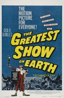 The Greatest Show on Earth movie poster (1952) picture MOV_9929ee73
