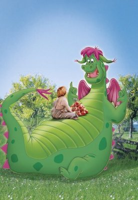 Pete's Dragon movie poster (1977) poster MOV_9930032a