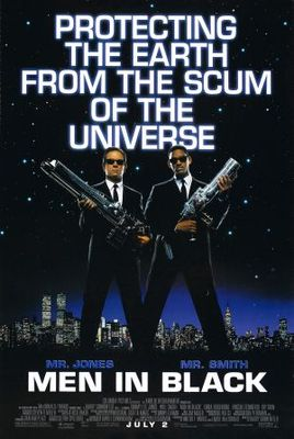 Men In Black movie poster (1997) poster MOV_9930276e