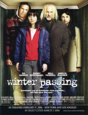 Winter Passing movie poster (2005) poster MOV_9933da4d