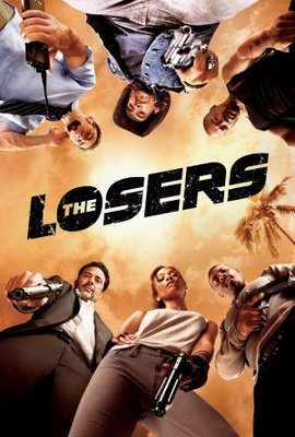 The Losers movie poster (2010) poster MOV_9933e99c