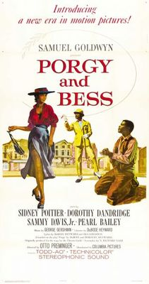 Porgy and Bess movie poster (1959) poster MOV_99366f78