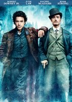 Sherlock Holmes movie poster (2009) picture MOV_993a70d2