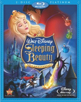 Sleeping Beauty movie poster (1959) poster MOV_99405fc3