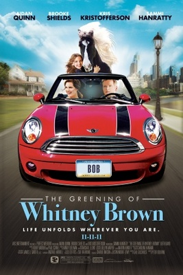 The Greening of Whitney Brown movie poster (2011) poster MOV_9944f728