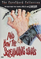 And Now the Screaming Starts! movie poster (1973) picture MOV_994cfdca