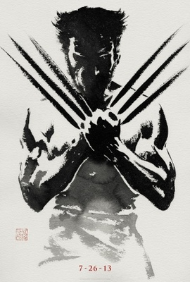 The Wolverine movie poster (2013) poster MOV_9954b24e