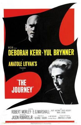 The Journey movie poster (1959) poster MOV_9955cfea