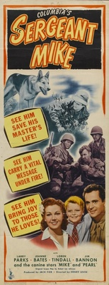 Sergeant Mike movie poster (1944) poster MOV_995d2c15