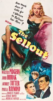 The Sellout movie poster (1952) poster MOV_9962ec84