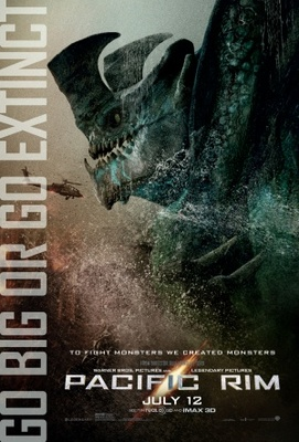 Pacific Rim movie poster (2013) poster MOV_9964735b