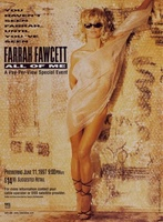 Playboy: Farrah Fawcett, All of Me movie poster (1997) picture MOV_99698aa9
