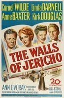 The Walls of Jericho movie poster (1948) picture MOV_9969eb34