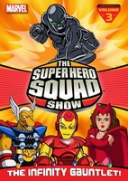 The Super Hero Squad Show movie poster (2009) picture MOV_996bf41a