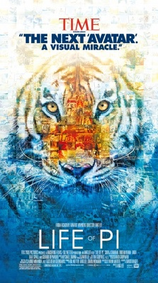 Life of Pi movie poster (2012) poster MOV_996e0fe3