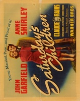 Saturday's Children movie poster (1940) picture MOV_fe86db6f