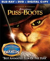 Puss in Boots movie poster (2011) picture MOV_997dd5c1