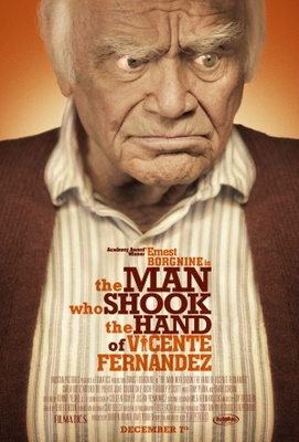 The Man Who Shook the Hand of Vicente Fernandez movie poster (2012) poster MOV_99834968