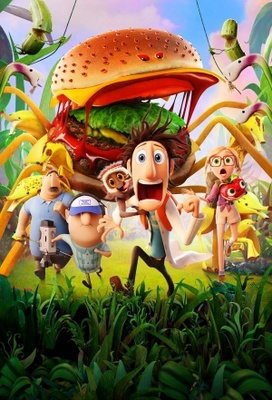 Cloudy with a Chance of Meatballs 2 movie poster (2013) poster MOV_9984269a
