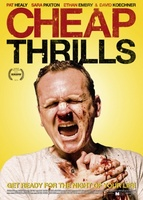 Cheap Thrills movie poster (2013) picture MOV_998772aa