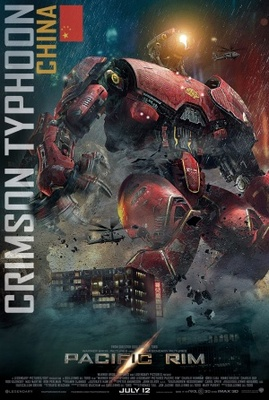Pacific Rim movie poster (2013) poster MOV_998b2a2c