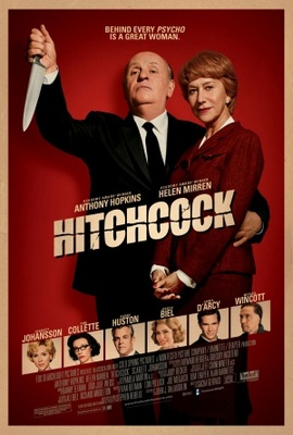 Hitchcock movie poster (2012) poster MOV_998ec315