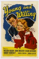 Young and Willing movie poster (1943) picture MOV_99960186