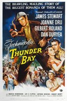 Thunder Bay movie poster (1953) picture MOV_99997a92