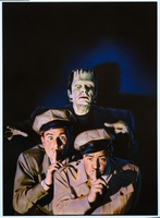 Bud Abbott Lou Costello Meet Frankenstein movie poster (1948) picture MOV_999d24aa