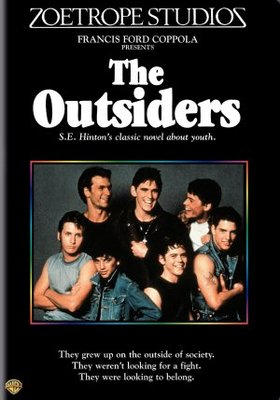 The Outsiders movie poster (1983) poster MOV_99a25671