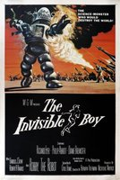 The Invisible Boy movie poster (1957) picture MOV_99a53d2d