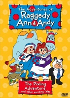 The Adventures of Raggedy Ann & Andy movie poster (1990) picture MOV_99a8a9ed