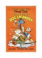 Donald's Dog Laundry movie poster (1940) picture MOV_99ab2947