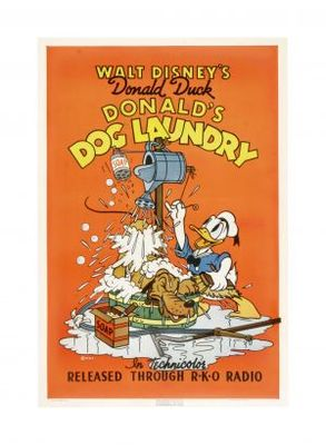 Donald's Dog Laundry movie poster (1940) poster MOV_99ab2947